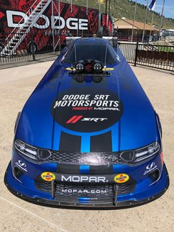 2020 dodge charger srt hellcat widebody funny car
