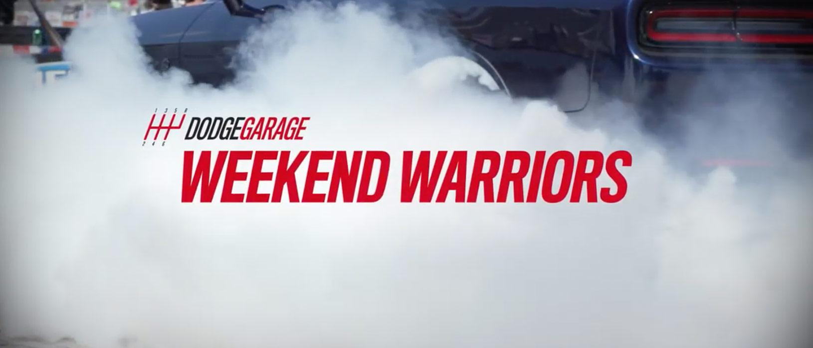 Weekend Warriors - Shane