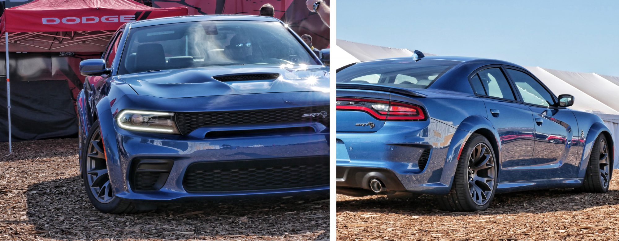 2020 Dodge Charger SRT Hellcat