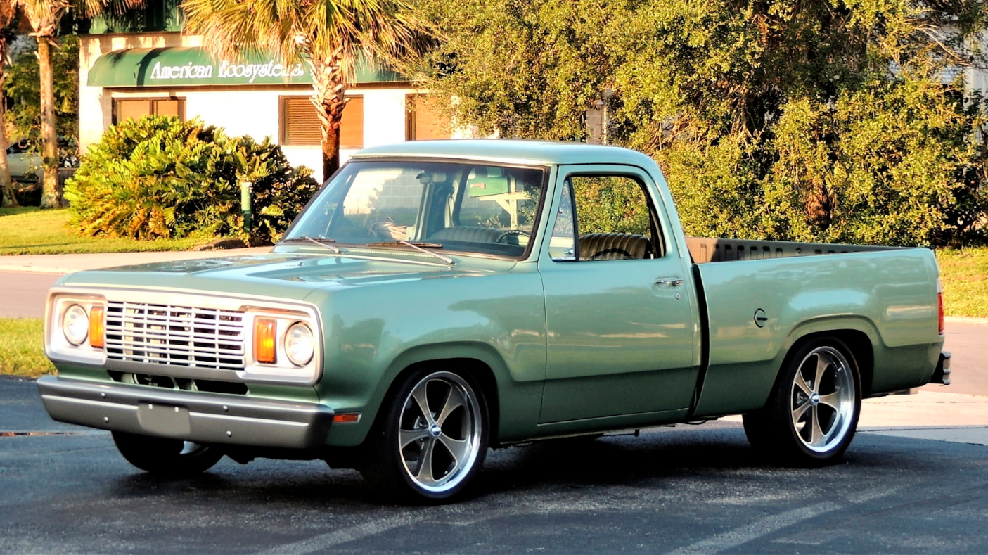 1978 Dodge D-100 Pickup Truck