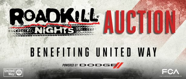 Roadkill Nights Powered by Dodge Auction to Benefit United Way for Southeastern Michigan