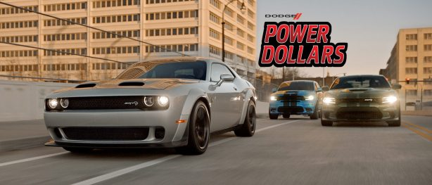 Dodge//SRT<sup>&reg;</sup> Launches 'Dodge Power Dollars', Rewards Enthusiasts Who Want More Power