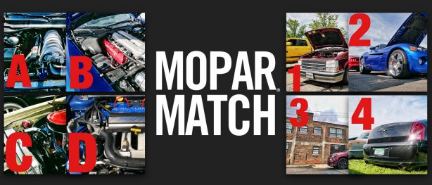 Mopar<sub>&reg;</sub> Match