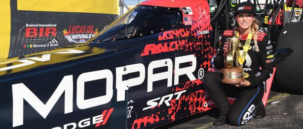 Pritchett and Capps Double Up for Dodge//SRT<sup>&reg;</sup> Mopar<sub>&reg;</sub> With NHRA Top Fuel and Funny Car Triumphs at Brainerd