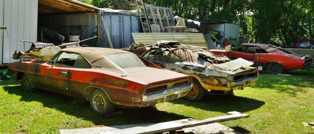 Dodge Chargers Unburied