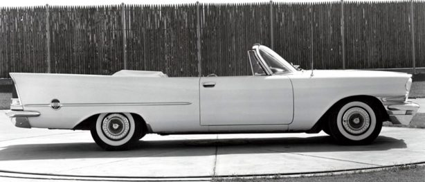 1957 chrysler 300c convertible