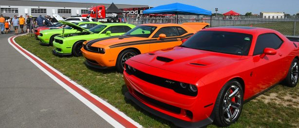 You Won't Want to Miss the Show 'N Shine Car Show at Roadkill Nights Powered by Dodge