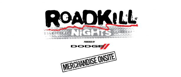 roadkill nights logo