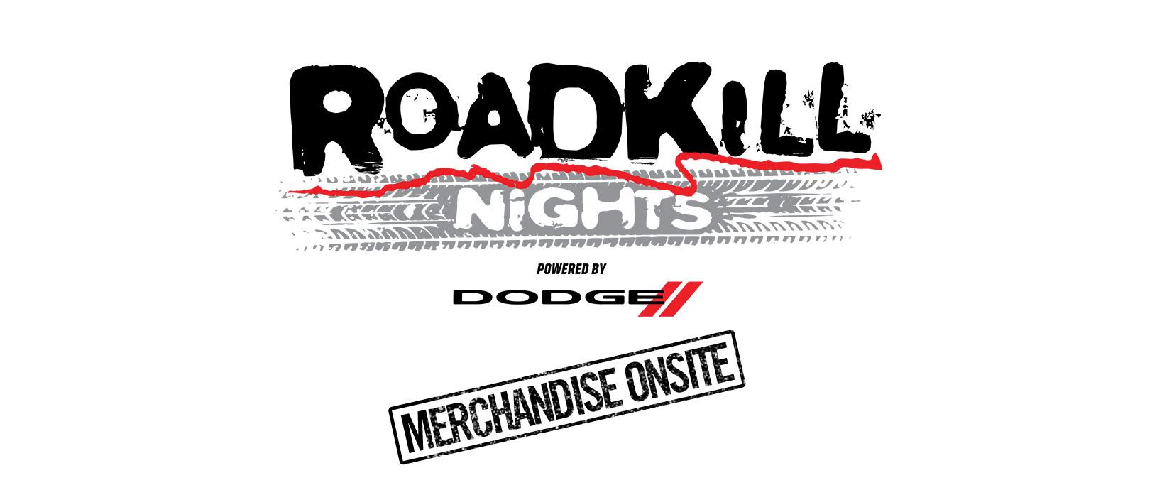 roadkill nights logo