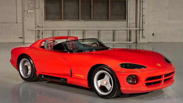 1989 Dodge Viper