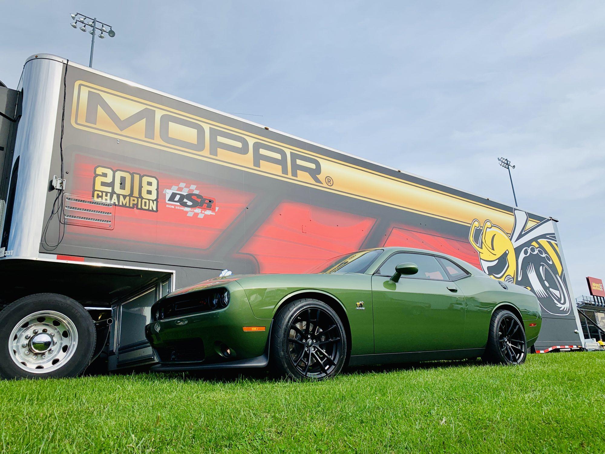 Dodge Challenger Scat Pack 1320