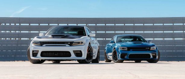 2020 Charger Gets A Wider Stance