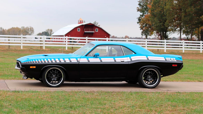 1973 Dodge Challenger Restomod