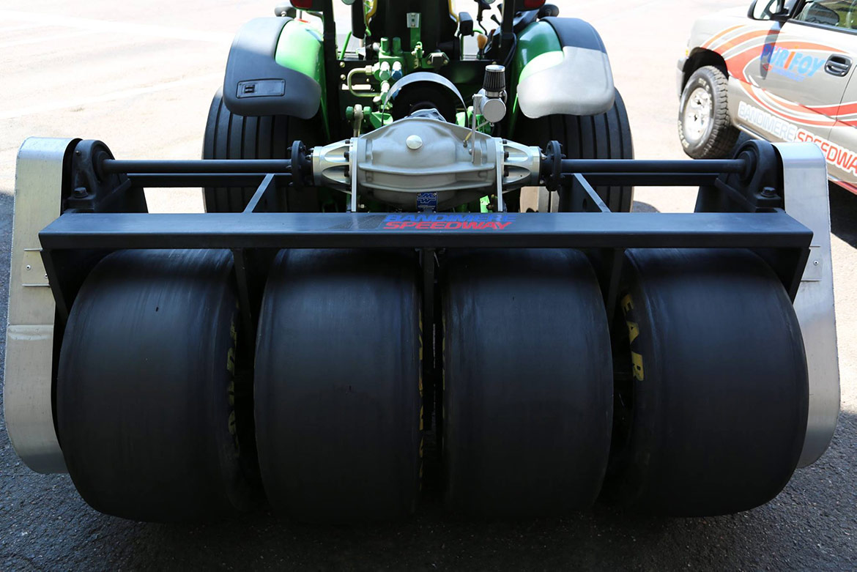 race track machinery