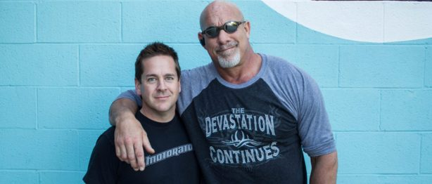 Bill Goldberg and Matt D'Andria