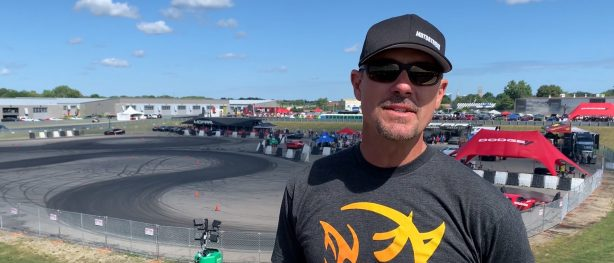 Behind The Scenes of Roadkill Nights with Chris Jacobs