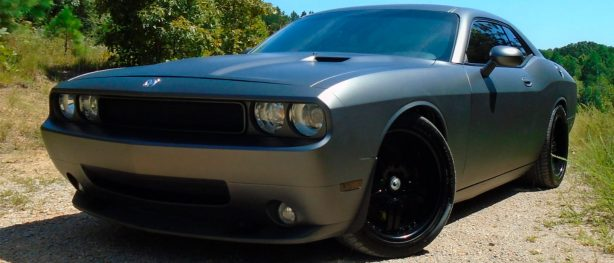 2010 Dodge Challenger SRT-8