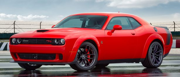 2020 Dodge Challenger Lineup Holds Nothing Back