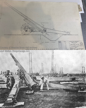 155mm GPF on paper and in real life