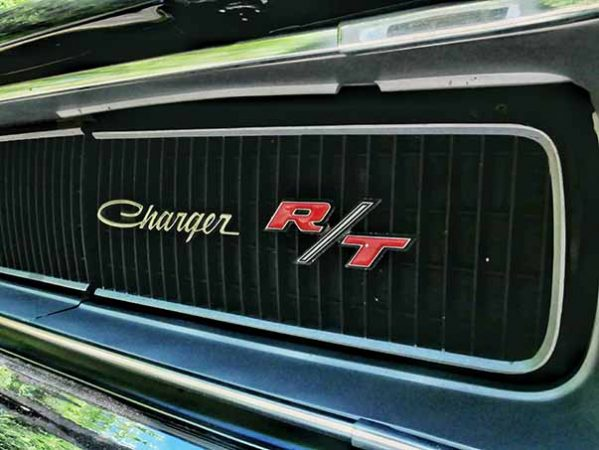 dodge vehicle grill