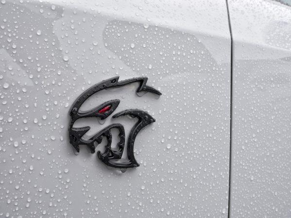 dodge hellcat redeye logo