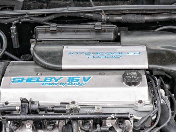dodge vehicle engine
