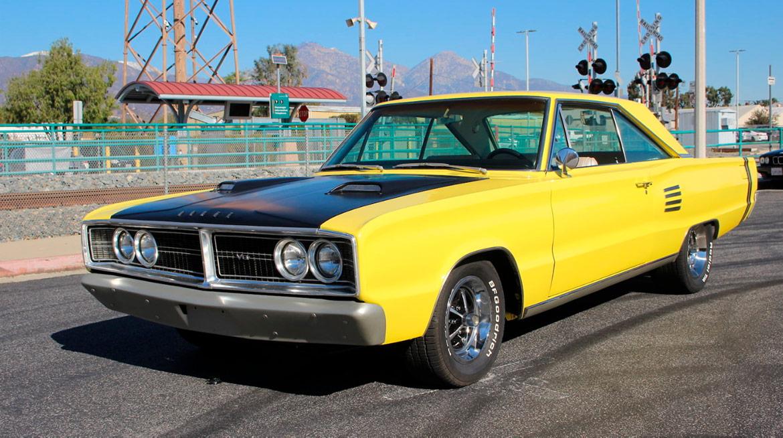 1966 Dodge Coronet Convertible