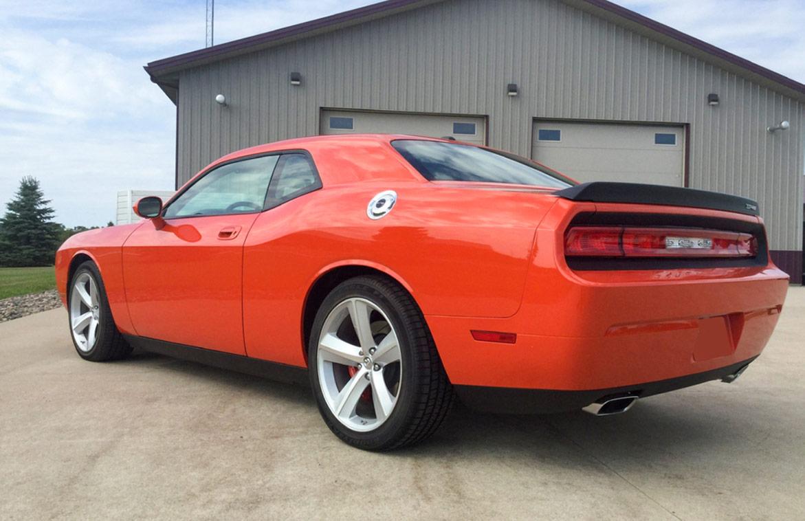 2008 Dodge Challenger SRT8®