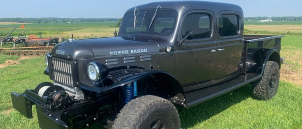 1957 Dodge Power Wagon Custom