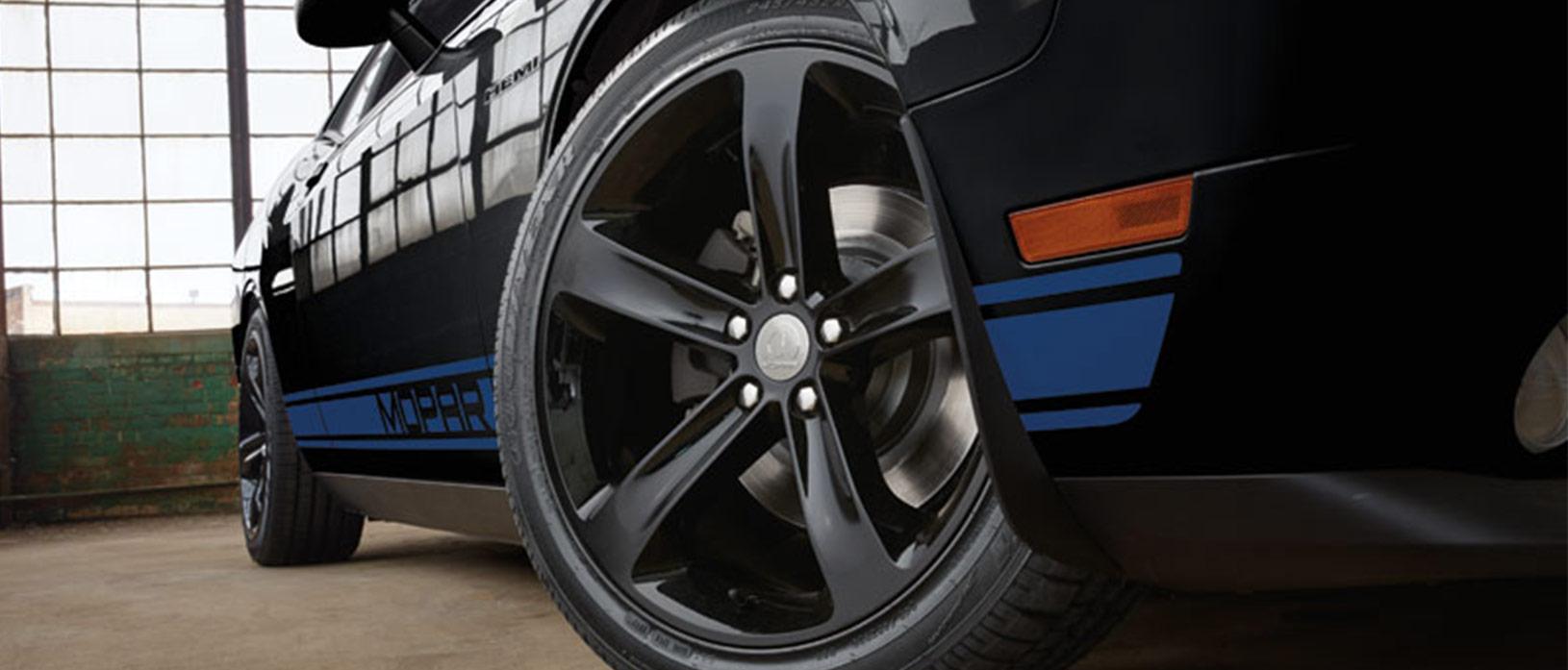 vehicle wheel