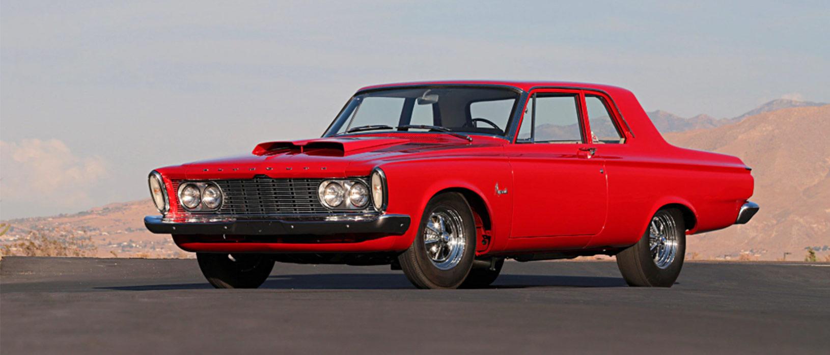 1963 Plymouth Savoy Super Stock