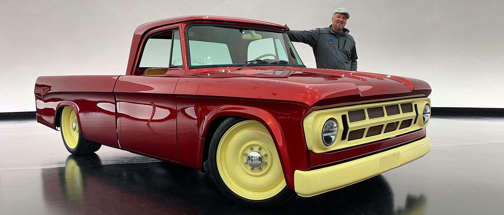 Mopar® Dodge Lowliner Concept