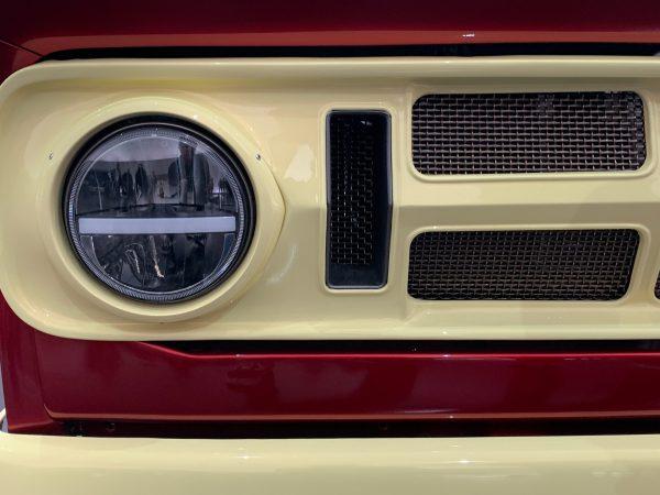 front end of the Mopar® Dodge Lowliner Concept