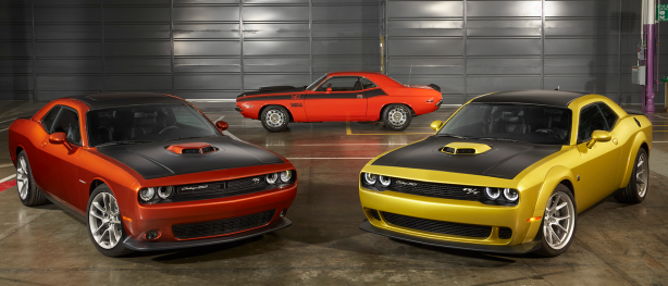 50 Years and Zero Chance of Growing Up: Dodge Introduces Limited Production Challenger 50th Anniversary Edition at 2019 AutoMobility LA