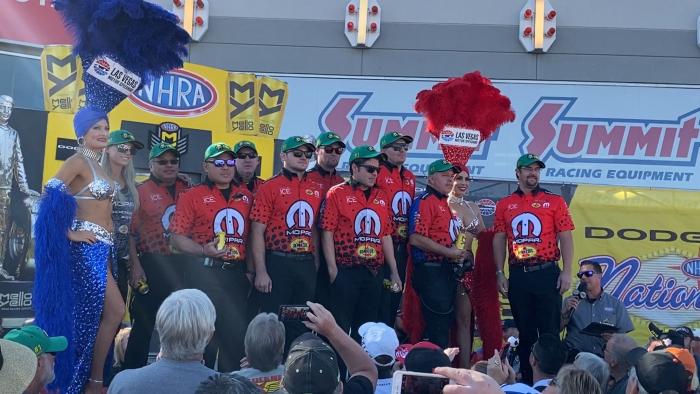 leah pritchett pit crew