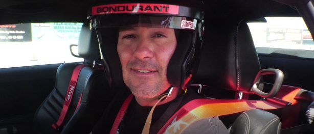chris jacobs at bondurant high performance driving school