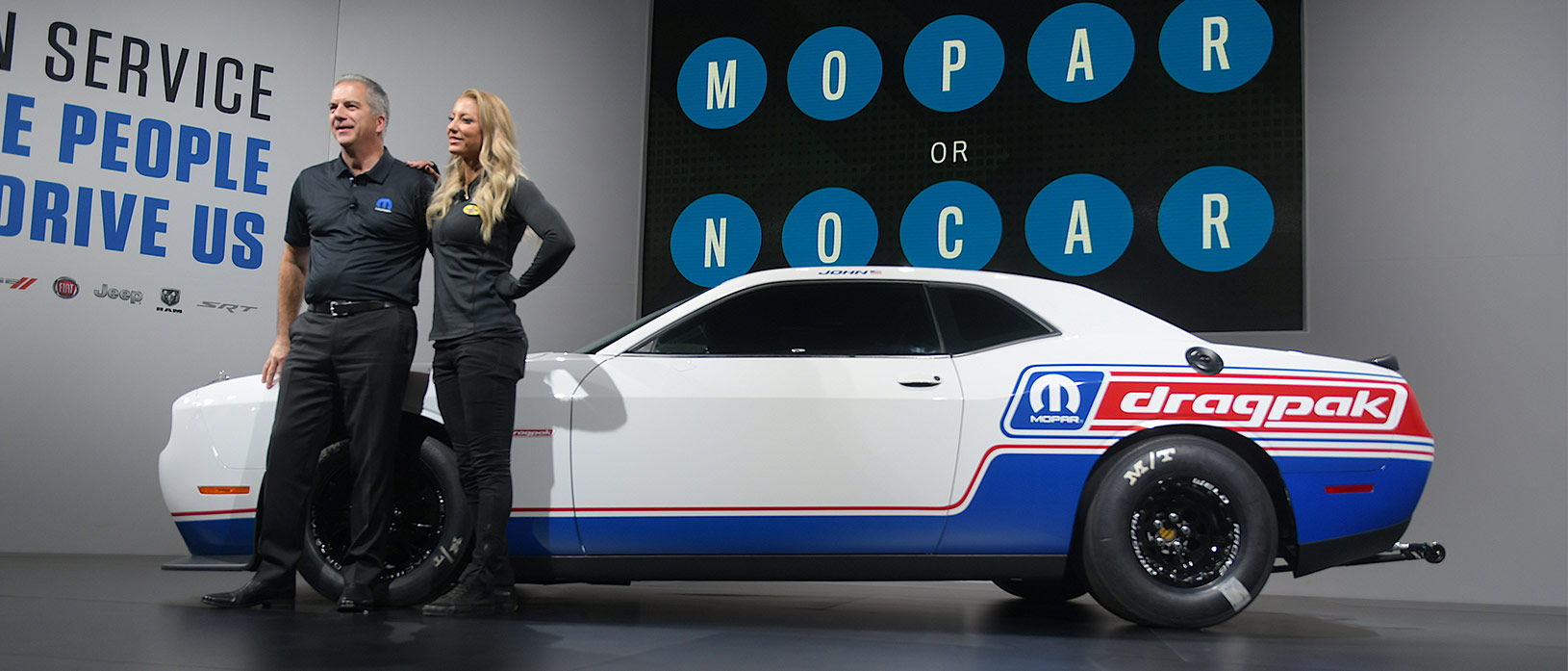 leah pritchett and man with the new drag pak