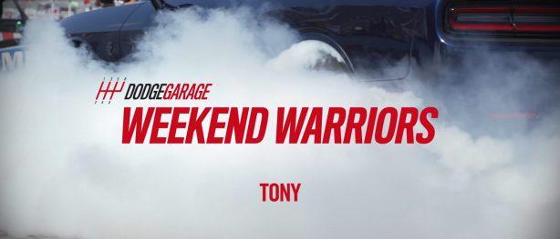 Weekend Warriors Tony