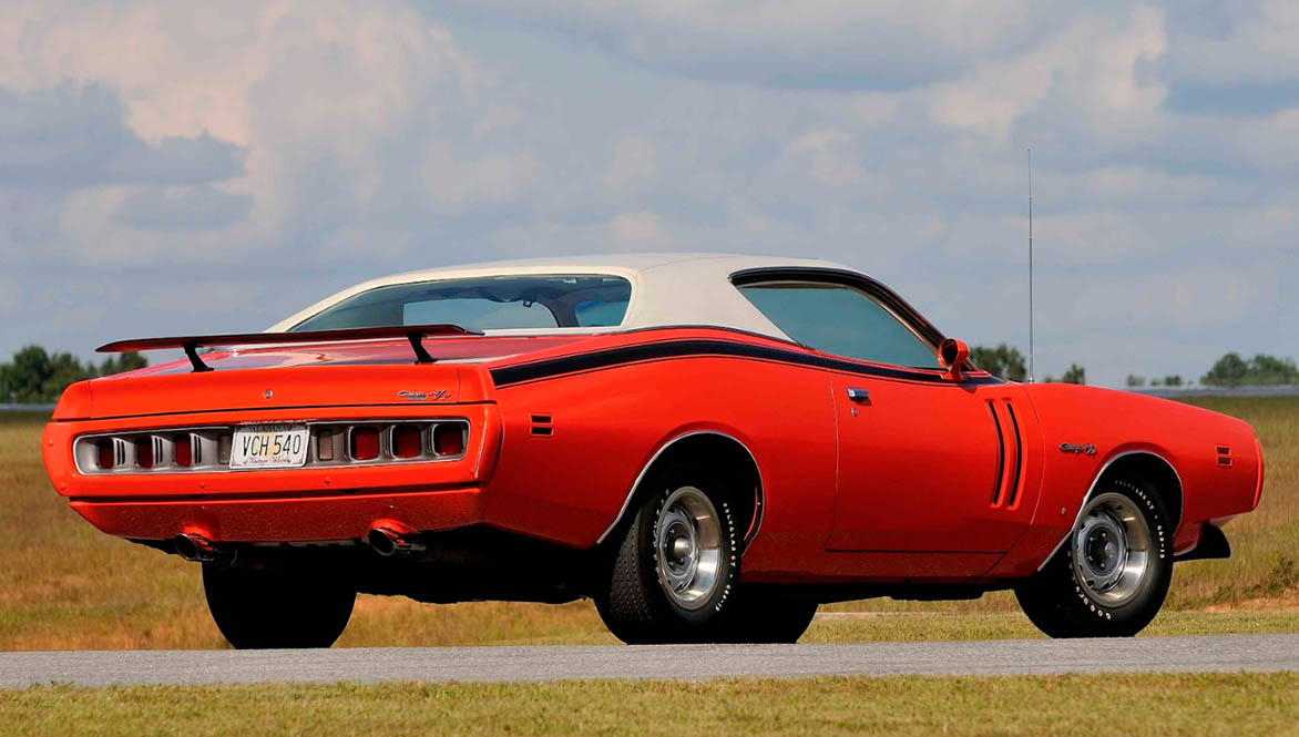 1971 Dodge Hemi Charger Sunroof