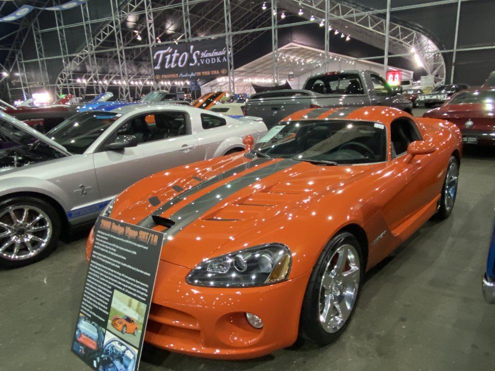 2008 Dodge Viper SRT/10