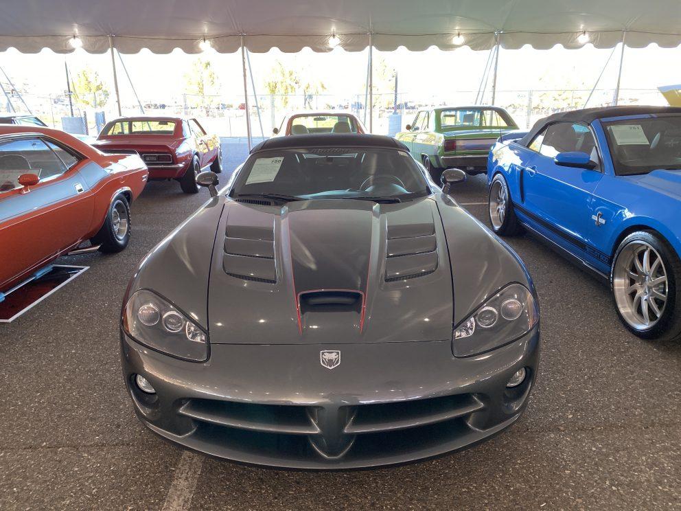 2010 Dodge Viper SRT/10 Convertible