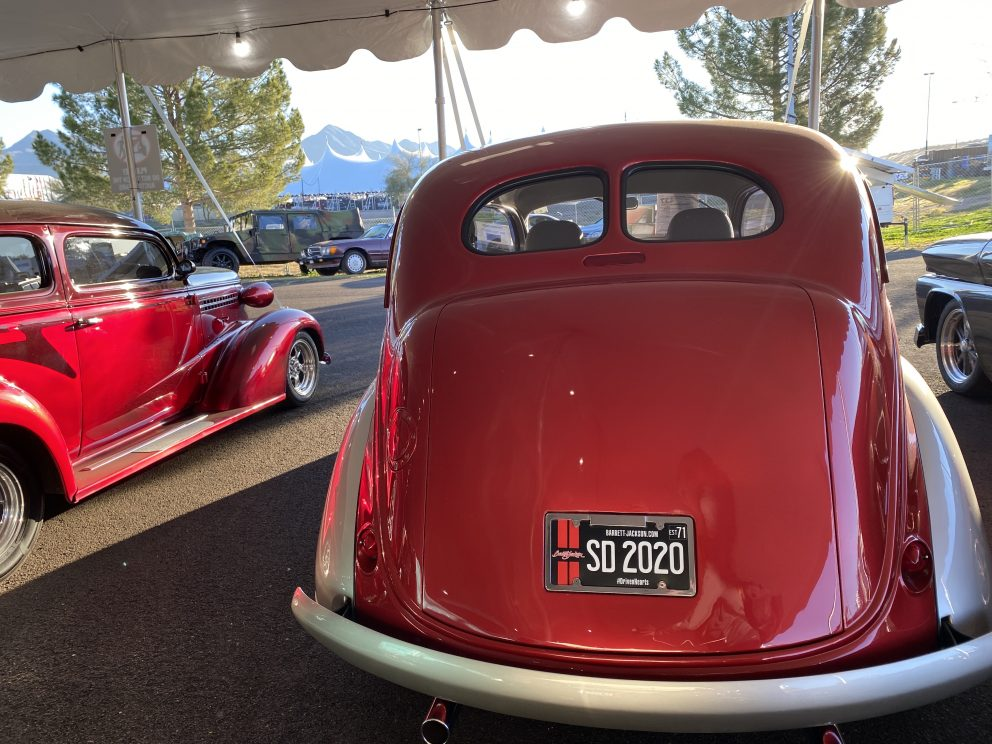 1937 Dodge Custom Sedan