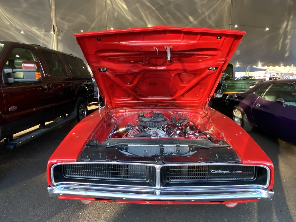 1969 Dodge Charger Custom Coupe