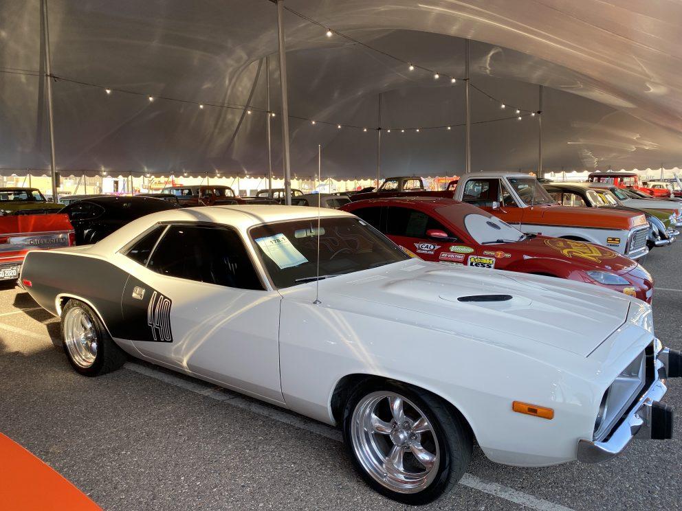 1973 Plymouth Cuda Custom Coupe