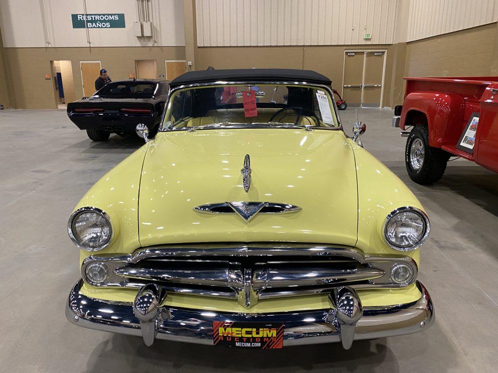 1954 Dodge Royal Pace Car Edition