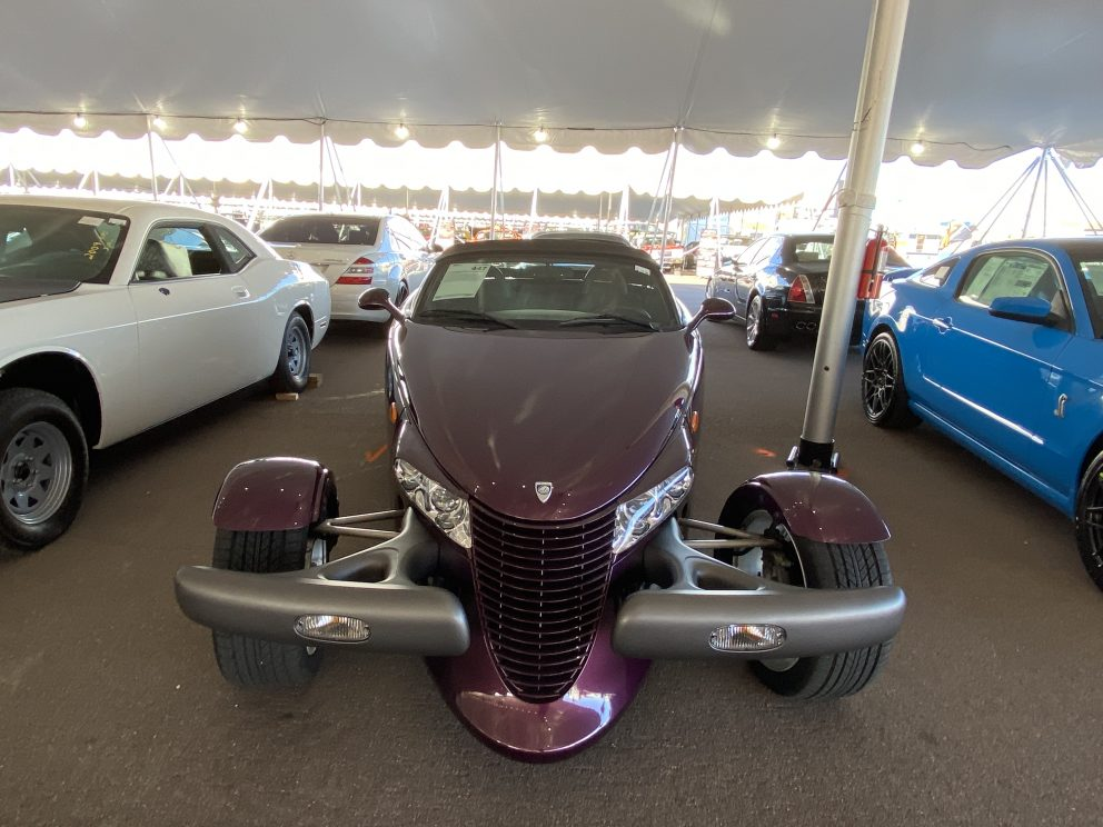 1997 Plymouth Prowler Convertible