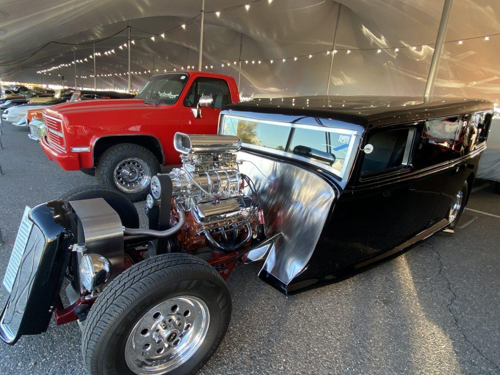 1932 Plymouth Custom 4-Door Sedan