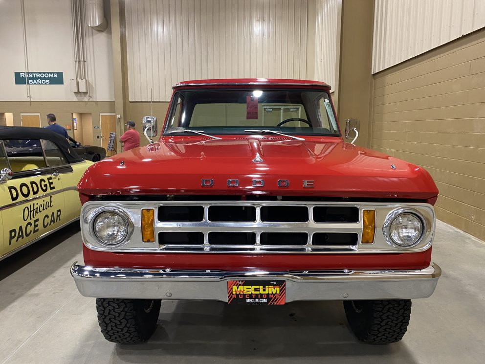 1969 Dodge Power Wagon Pickup