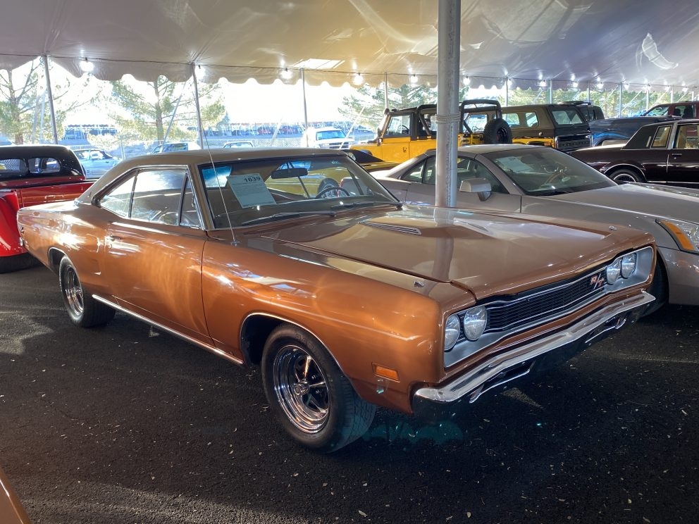 1969 Dodge Coronet R/T Coupe