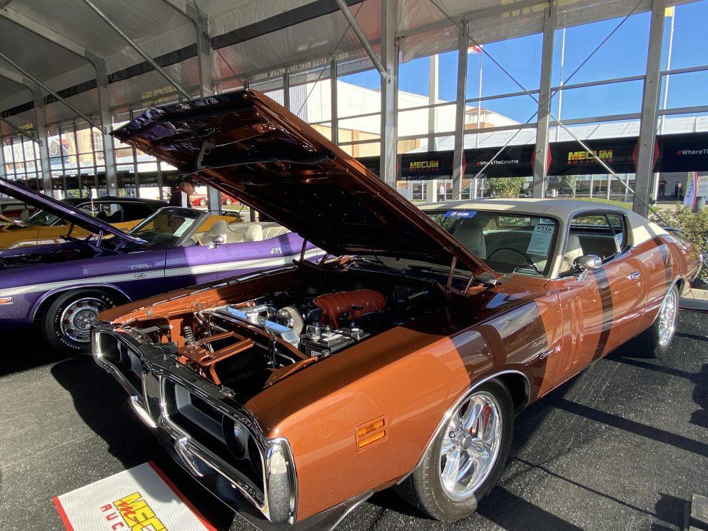 1971 Dodge Charger Resto Mod